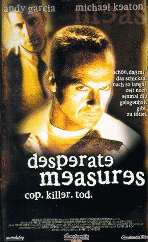 Desperate Measures [VHS]