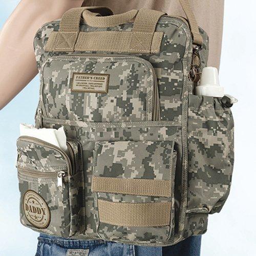 Daddy Military Diaper Bag