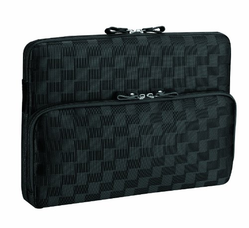 SOLO Studio Collection MacBook and MacBook Pro Fleece-Lined Sleeve for 15 Inch MacBooks, in Black, APL129-4