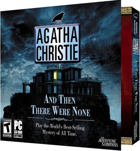 a review of agatha christies and then there were nine And then there were none: amazonca: agatha and then there were none by agatha christie mass market paperback there was a problem filtering reviews.
