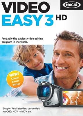 MAGIX Video easy 3 HD [Download]