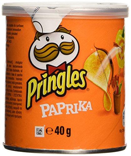Pringles Sweet Paprika Potato Chips, 40g