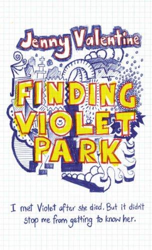 Finding Violet Park PDF