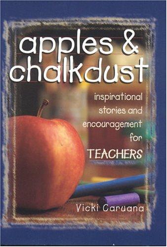 Apples & Chalkdust, Caruana,Vicki