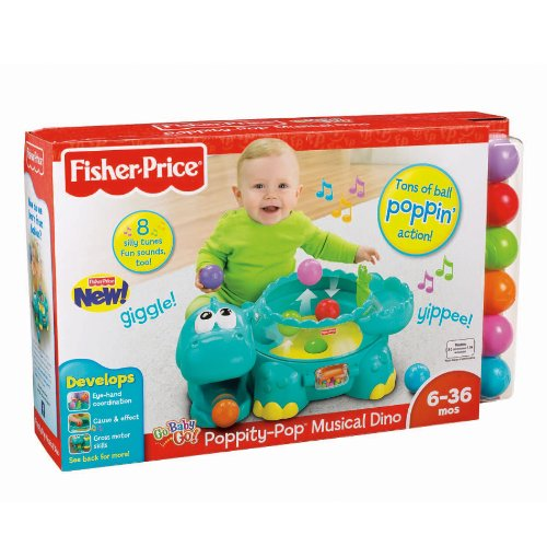 Fisher Price Dino front-1029195