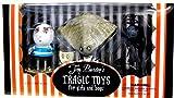 Tim Burton's Oyster Boy PVC #3 Set of 3