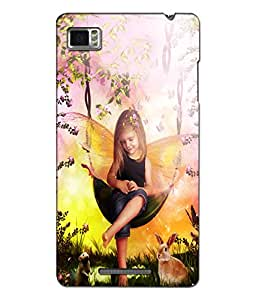 3D instyler DIGITAL PRINTED BACK COVER FOR LENOVO VIBE Z K910