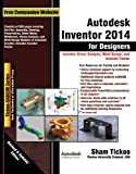img - for Autodesk Inventor 2014 for Designers book / textbook / text book