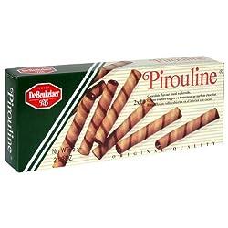 Debeukelaer, Pirouline Choc, 2.5 OZ (Pack of 12)