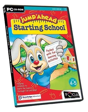 Jump Ahead Starting School Age (Jewel Case)