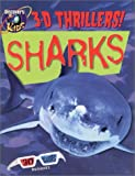 Sharks: 3-d book (3-D Books)