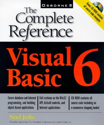Visual Basic 6 - The Complete Reference