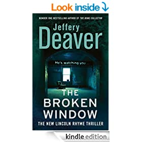 The Broken Window (Lincoln Rhyme Book 8)