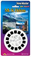 View-Master 3D 3-Reel Card Mt St Helens