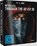 Image de Metallica Through the Never-Blu-Ray 3d-Steelbo [Import allemand]