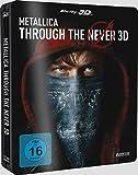 Image de Metallica Through the Never-Blu-Ray 3d-Steelbo [Import allemand]