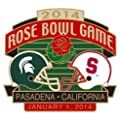 2014 Rose Bowl Game - DUAL Team Pin