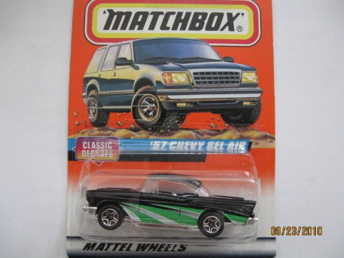 Matchbox Classic Decades Series 57 Chevy Bel Air #31 - 1
