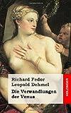 Die Verwandlungen der Venus (German Edition)