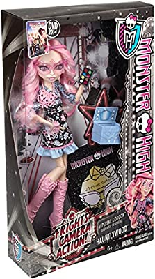 Monster High Frights, Camera, Action! Viperine Gorgon Doll by Monster High