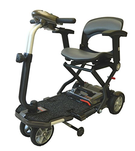 HeartWay 2016 S19 Passport Mobility Scooter with Lithium With Quickrelease Seat & Armrests (Mobility Scooter Seat compare prices)