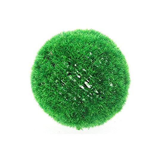 Siepe sferica artificiale erbetta 53 cm