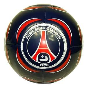 PARIS SAINT GERMAIN PSG - Petit Ballon officiel - Taille 1 - Football Supporter - Ligue 1