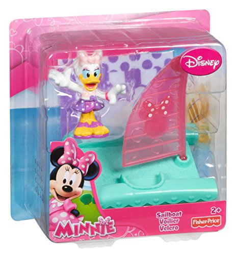 Fisher-Price Disney's Minnie Mouse: Daisy's Sail Boat - 1