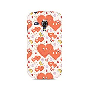 Mobicture Oops I did it Premium Printed Case For Samsung S3 Mini 8190