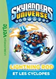 Skylanders 03 - Lightning Rod et les cyclopes