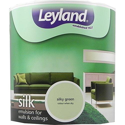 leyland-trade-paint-peinture-vinyle-interieur-emulsion-a-base-deau-soyeuse-vert-25-l