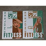 WINSOR PILATES 2 DVD SET: ENDLESS FITNESS FOR BEGINNERS DVD & ENDLESS FITNESS STRENGTH AND BODY SLIMMING DVD ~ Winsor Pilates