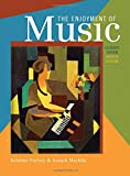 img - for The Enjoyment of Music: An Introduction to Perceptive Listening (Shorter Eleventh Edition) book / textbook / text book