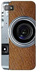 Kasemantra Vintage Camera Case For Blackberry Z10