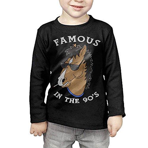 famous-in-the-90s-bojack-horseman-toddler-long-sleeve-t-shirt