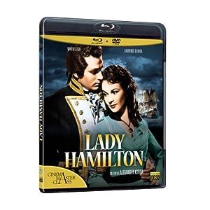 Lady Hamilton [Blu-ray] [Combo Blu-ray + DVD]