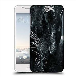 Snoogg Black Cat Designer Protective Phone Back Case Cover For Asus Zenfone 6