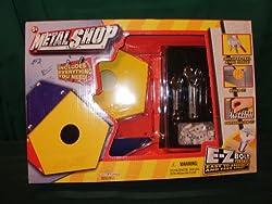 Metal Shop Birdhouse Construction Toy