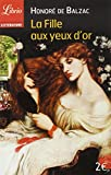 La Fille Aux Yeux D'or (French Edition)