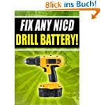 Fix Any NICD Bosch Battery BACCS 24V...