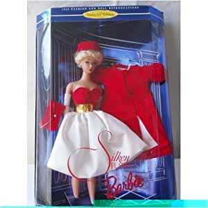 Silken Flame Barbie Doll
