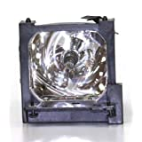 Liberty Brand Replacement Lamp for HITACHI DT00471 including generic housing and brand new Ushio lamp