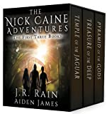 img - for The Nick Caine Adventures: First Three Books book / textbook / text book