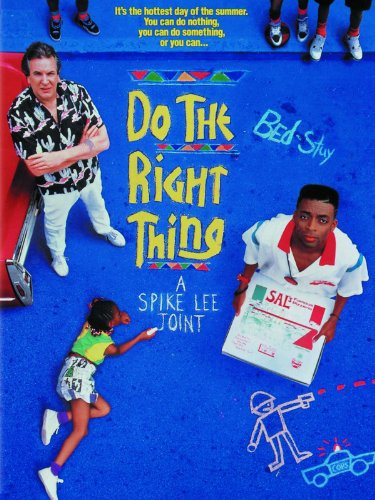 """a character analysis of spike lees story do the right thing Spike lee's most fully realized film, """"do the right thing,""""  while the characters of """"do the right thing"""" are certainly  doesn't resolve the story ."""