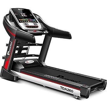 người già cũng có máy tập chạy bộ dành riêng cho mình