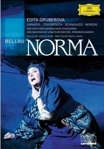 Norma: Bavarian State Orchestra [DVD] [2007]