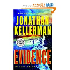Evidence: An Alex Delaware Novel (Random House Large Print)