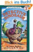 Detective Dinosaur (I Can Read Book 2, Band 1)