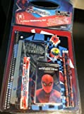 The Amazing Spiderman Movie 2012 11 Piece Stationery Set