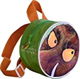 The Gruffalo Round Rucksack for Children (Green and Multi-coloured)
